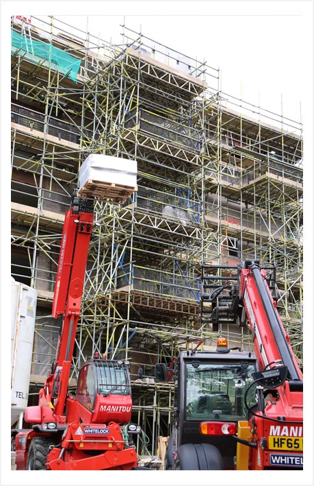 Scaffolding Heavy Duty Vehicles in Bournemouth, Dorset