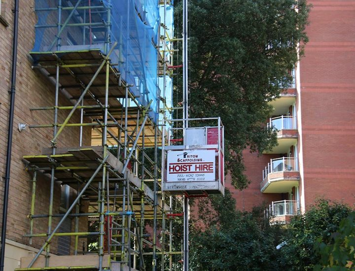Hoist Hire - Triton Scaffolding Ltd